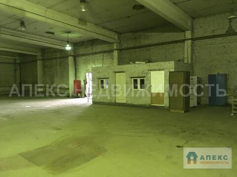 Аренда помещения пл. 730 м2 под склад, производство, Домодедово . - Фото 4