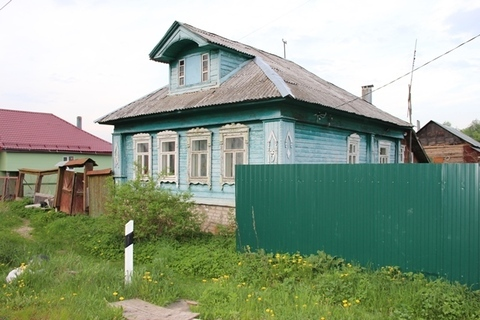Продаю дом, земельный участок 6,54 сотки в г. Кимры, ул. Дружбы. - Фото 1
