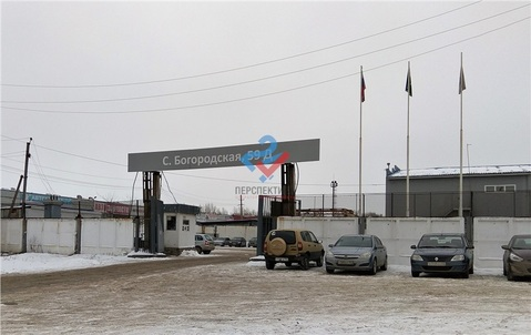 Производственная база по Сельской Богородской 59 - Фото 1