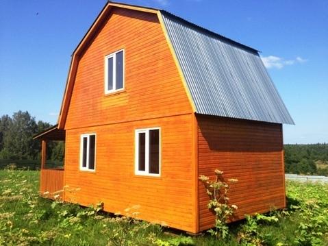 Дачный домик на 20 сотках в д. Барынино, Рузский городской округ. - Фото 2