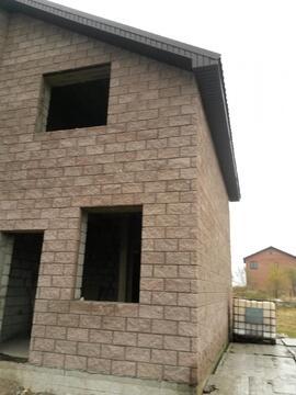 Дом- недострой 160 кв.м. на 15 сот.земли в Тимофеевке . - Фото 1