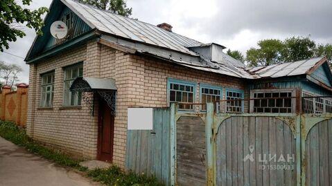 Продажа дома, Валдай, Валдайский район, Комсомольский пр-кт. - Фото 1