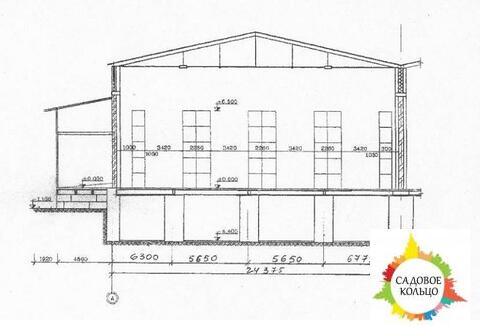 Сдаются в аренду теплые склады (можно под производство!) 1700 м2 и 750 - Фото 3