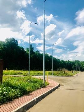 Участок 10 соток в готовом поселке, всего в 15 км. по Киевскому шоссе! - Фото 4