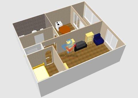 Продается 1-я квартира на Мушникова 39.6 кв.м. 7эт. - Фото 1