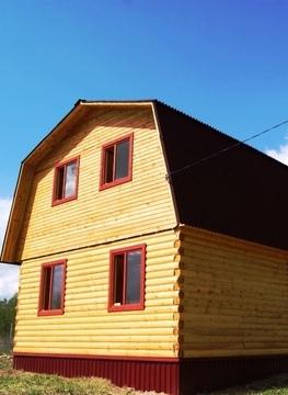 Дача в Киржачском районе, Продажа домов и коттеджей в Киржаче, ID объекта - 502924532 - Фото 1