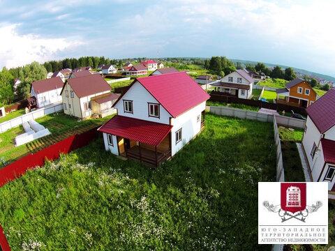 Продажа дома 140 м2 на участке 10 соток - Фото 3