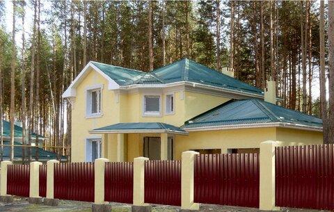 Продажа коттеджа 215.05 м2 в коттеджном поселке дп Европа г. Сысерть - Фото 1