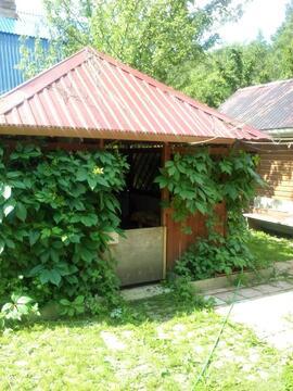 Садовый участок с домом - Фото 1