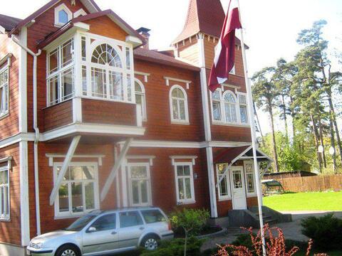 Продажа дома, Продажа домов и коттеджей Юрмала, Латвия, ID объекта - 501969963 - Фото 1