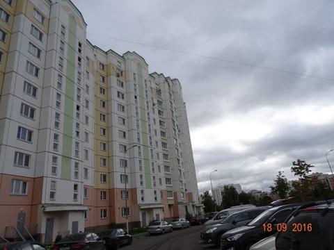 Продажа квартиры, м. Улица Скобелевская, Ул. Изюмская - Фото 1