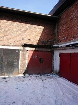 Продажа гаража, Иркутск, Ул. Красноказачья 1-я - Фото 5
