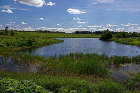 Земельный участок 18,54 Га Никитино Можайский район Московская область - Фото 1