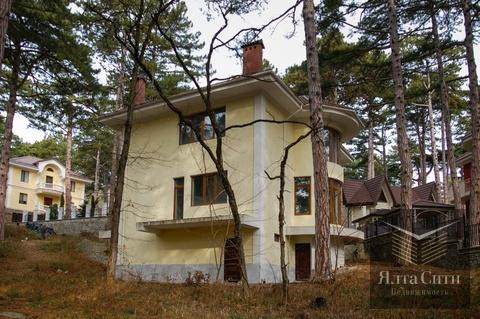 Ялта, коттедж в закрытом коттеджном поселке Горный-3 - Фото 5