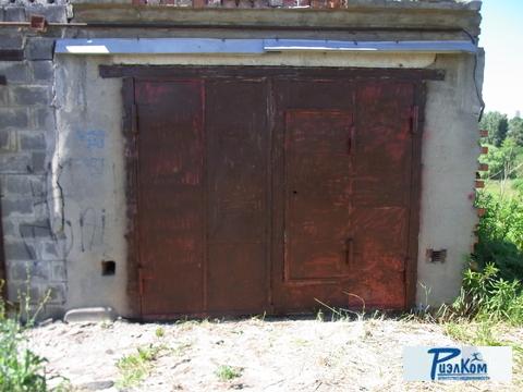 Продаю не дорого гараж из красного кирпича площадью 25,5 кв.м в гспк № - Фото 5