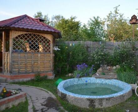 Добротный дом в Машково. - Фото 2