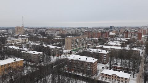 2к Квартира с панорамным видом в центре города - Фото 5