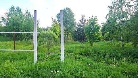 17 соток наедине с природой, д.Горки, Заокский р-он, рядом лес и р.Ока - Фото 3