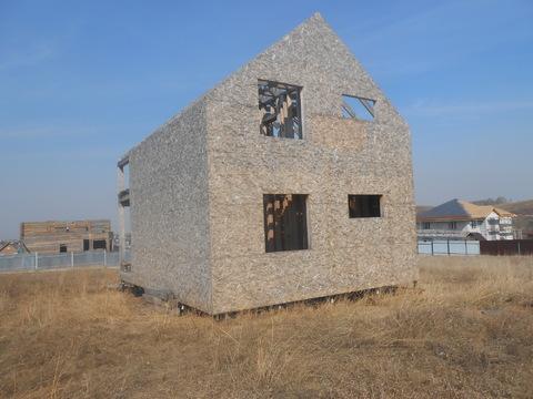 Продам дом-каркас 100кв в Новокузнецово - Фото 2