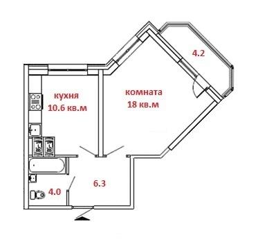 Квартира с ремонтом и мебелью! - Фото 2