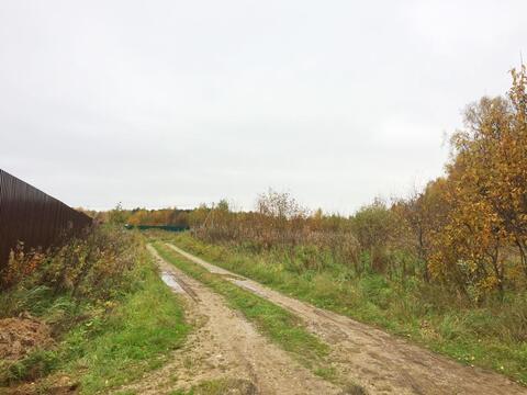 Участок 9,65 соток, в д. Новинки, 47 км. от МКАД по Дмитровскому шоссе - Фото 3