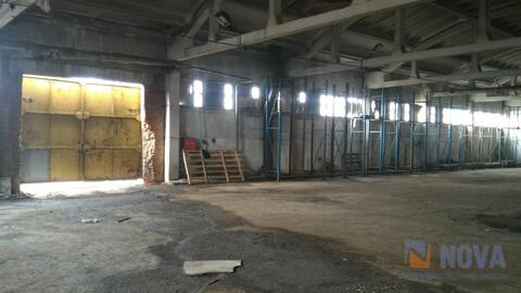 Недорогое производственно-складское помещение в аренду 1000 м2 - Фото 1