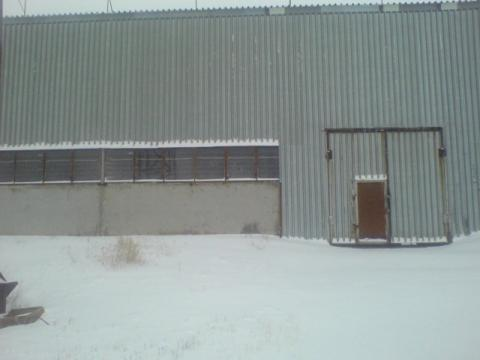 Продажа склада в г. Ямбург - Фото 1
