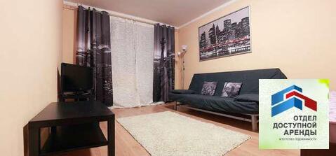 Квартира ул. Толстого 56, Аренда квартир в Новосибирске, ID объекта - 317095533 - Фото 1