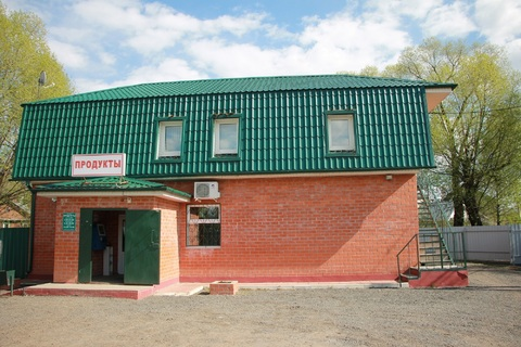 Магазин в Домодедово, мкр. Б.Столбы, д. Меткино - Фото 1