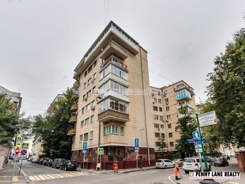 Продажа квартиры, м. Кропоткинская, Сивцев Вражек пер. - Фото 1