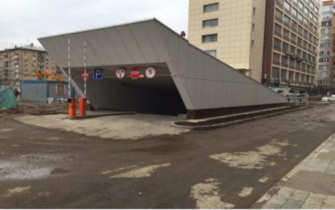 Продам машино-место в подземном паркинге ЖК Пресненский Вал, 14 - Фото 4
