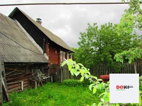 Бревенчатый дом в Егорьевском районе в д.Шувое - Фото 3
