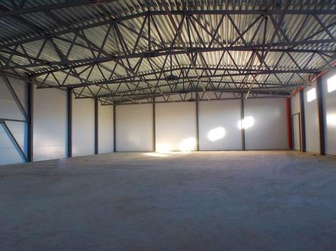 Новое производственно-складское здание 2200 кв.м в Иваново - Фото 3