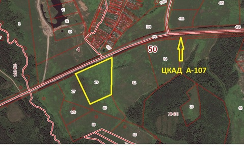 Земельный участок 9,47 га, село Белый раст, промышленные земли - Фото 3