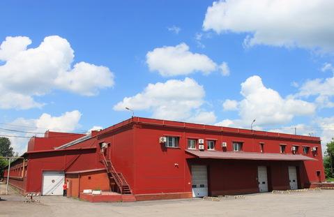 Продам производственный комплекс 9500 кв.м. - Фото 1
