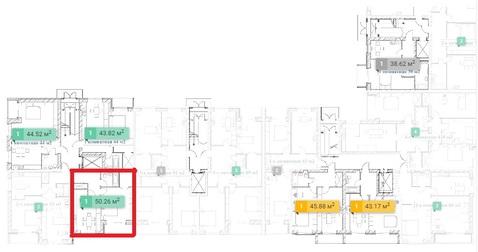 Продам 1-ю квартиру 50 кв.м. в Новостройке - Фото 5