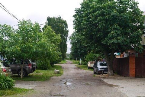 Продается 1/2 часть дома в г. Кашира по ул. Каляева, д. 42. на участке - Фото 5