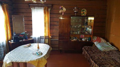 Бревенчатый дом с г/о в г. Кохма Ивановской области - Фото 3