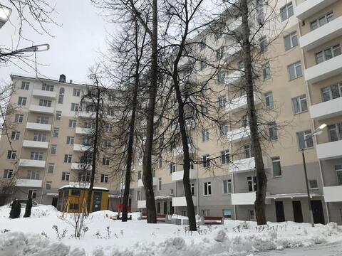 ЖК Нагорная 7 - Фото 1