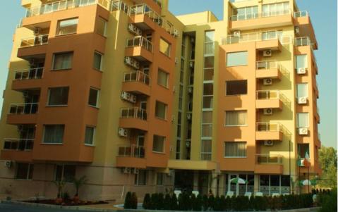 2-х ком.кв. Болгария, Солнечный Берег - Фото 1
