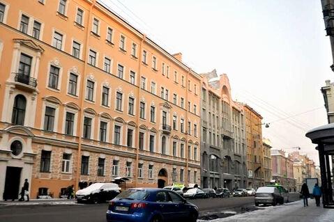 Продажа комнаты с хорошим ремонтом в центре Санкт-Петербурга - Фото 1