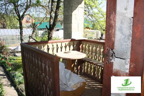 Дача в Шильково, 6 соток, дом каменный - Фото 4