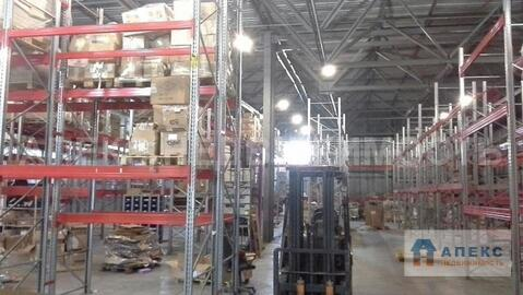 Аренда склада пл. 1000 м2 Одинцово Можайское шоссе в складском . - Фото 4