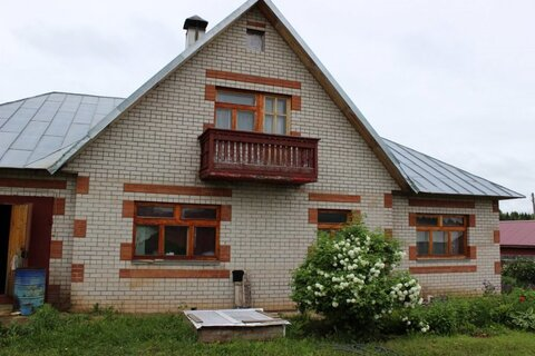 Продажа дома, 200 м2, д Голодница - Фото 4