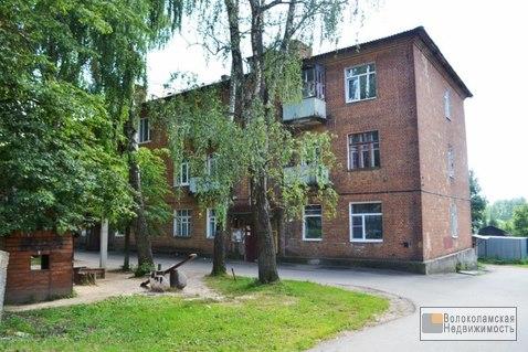 Двухкомнатная квартира в городе Волоколамске - Фото 1