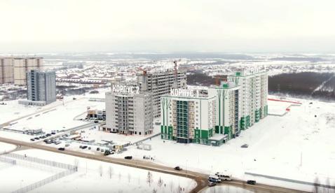 Двухкомнатная квартира с ремонтом в ЖК Мичуринский! - Фото 4