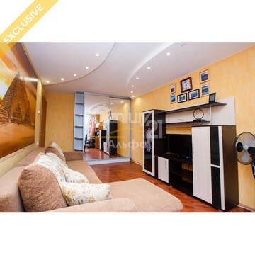 Продажа 2-комнатной квартиры, ул. Лесная, 17а, Купить квартиру в Петрозаводске по недорогой цене, ID объекта - 321746047 - Фото 1