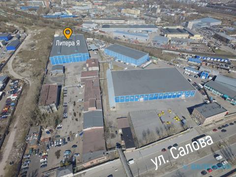 Сдается в аренду современный складской комплекса класса «А»,8014,5м2. - Фото 5