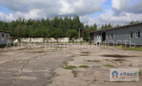 Аренда склада пл. 550 м2 Раменское Новорязанское шоссе - Фото 1