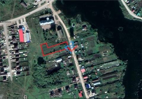 Земельный участок с домом в д. Шмидтово - Фото 2